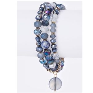 Just In! Price is Firm! Mix Stretch Bracelet